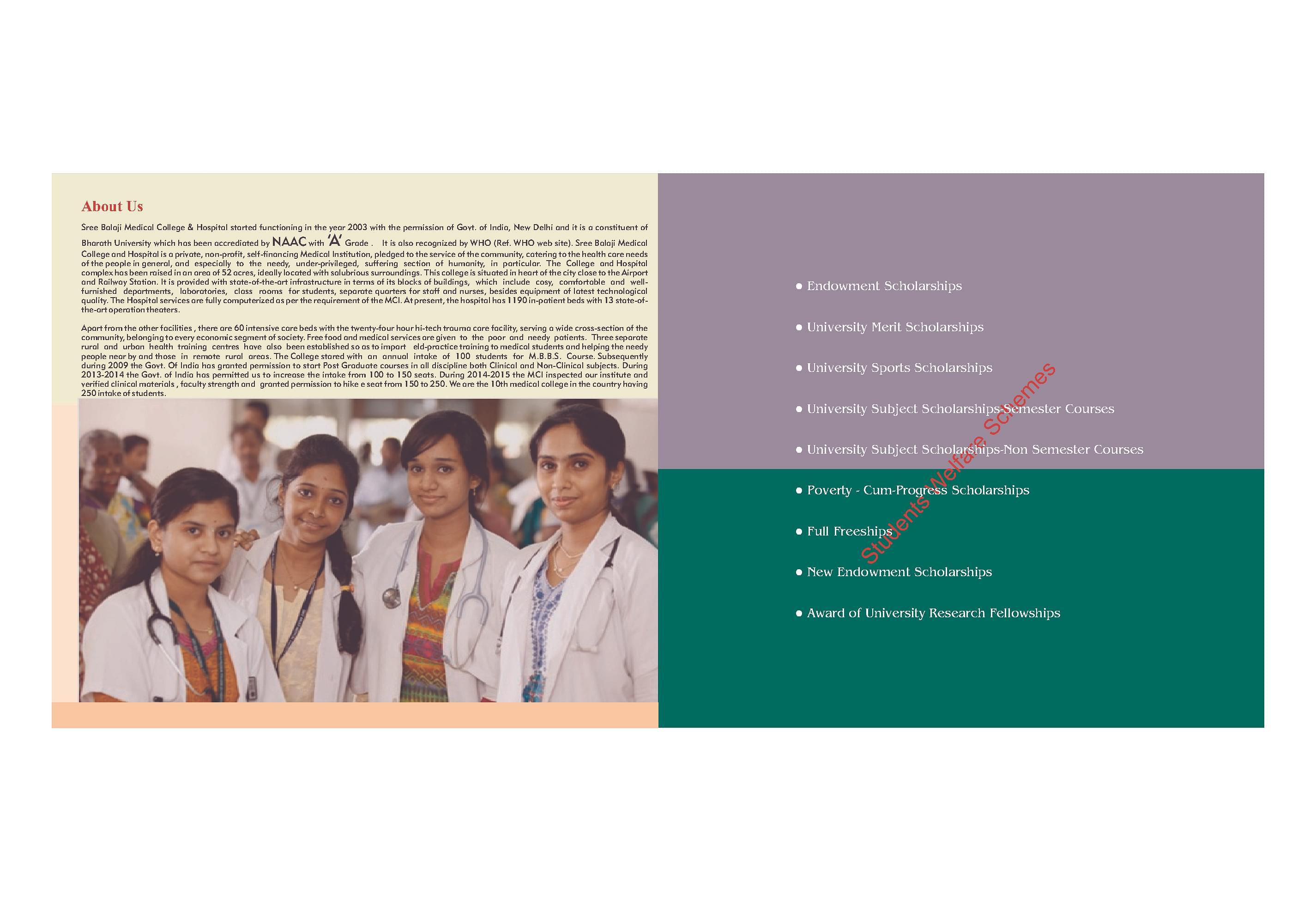 Sree Balaji Medical College and Hospital - [SBMCH], Chennai