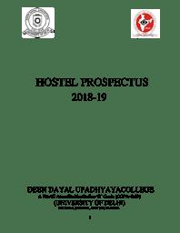 Hostel Brochure-2018