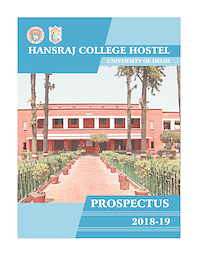 Hostel Brochure