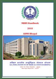 MBBS Handbook