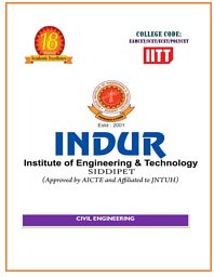 Civil engineering department Handbook
