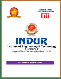 Mechanical Department Handbook