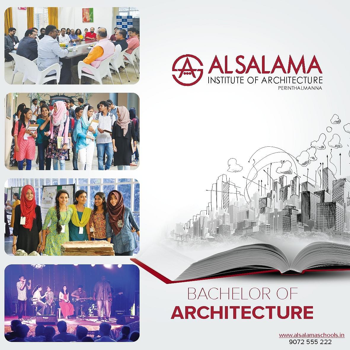 Cool Al Salama Institute Of Architecture Asia Perinthalmanna Download Free Architecture Designs Scobabritishbridgeorg