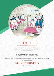 M_Sc. Nursing