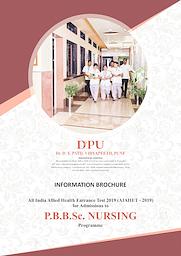 P B B Sc. Nursing
