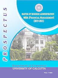 MBA-Prospectus