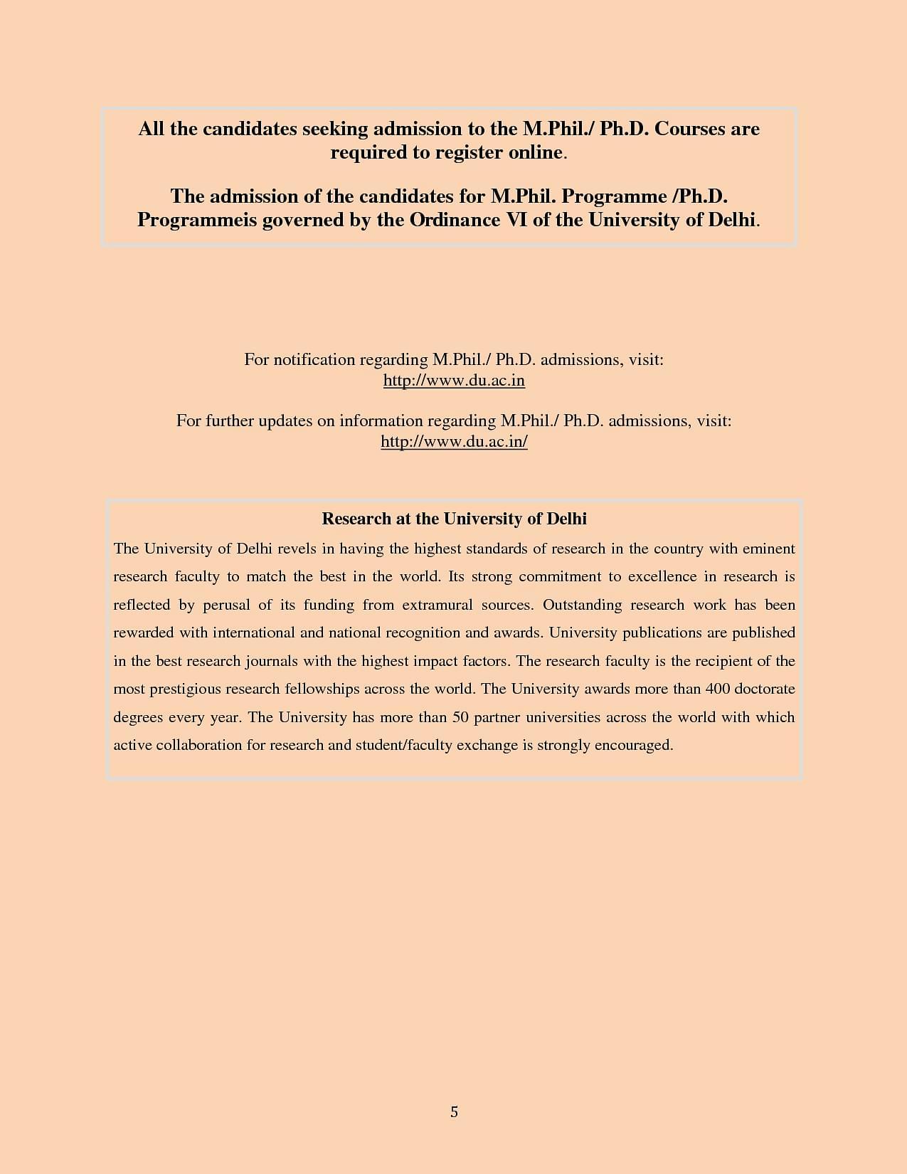 Delhi University (DU)- Admission, Cut off 2019, Courses