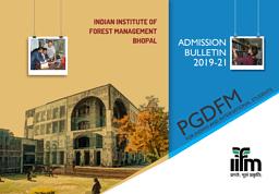 PGDFM Brochure