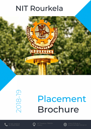 Placement brochure