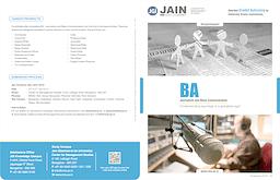 BA Brochure