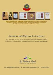 Information Brochure ( Business Analytics)