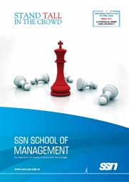MBA Admission Brochure