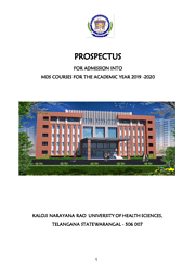MDS Prospectus