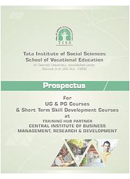 TISS-SVE Information Brochure