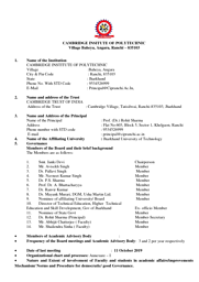 Mandatory Disclosure PDF