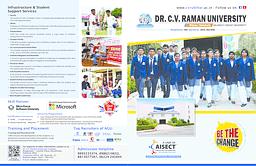 CVRU Brochure