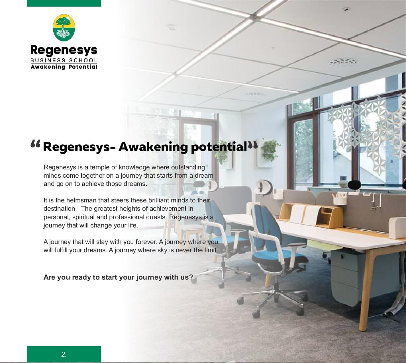 Regenesys Institute Of Management, Navi Mumbai