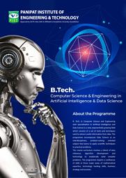 AI & DS Brochure