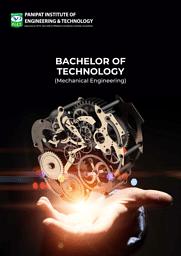 Mechanical Engineering Brochure