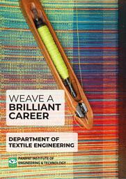 Textile Engineering Brochure