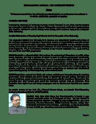 MNLU Mumbai CLAT Brochure