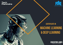 Certificate in Mchine Learning And Deep Learning