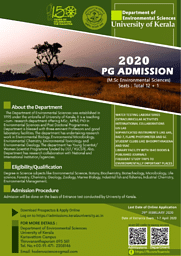 PG Admission Brochure