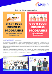 SYB & GYB Brochure