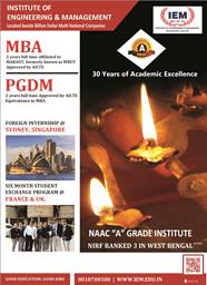 MBA & PGDM Brochure