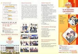 GHRU Brochure