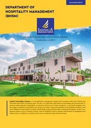 BHM Placement Brochure