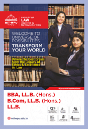 Law Brochure