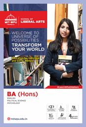 BA Hons. Eng/ Psych/ Pol Sci. Brochure