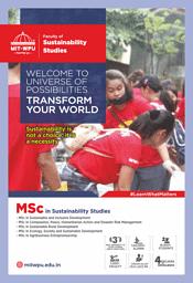 M.Sc Sustainability Studies Brochure