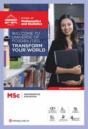 M.Sc Maths/ Stats Brochure