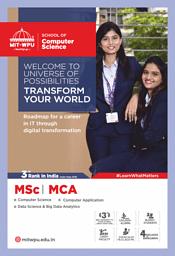 M.Sc/ MCA Brochure