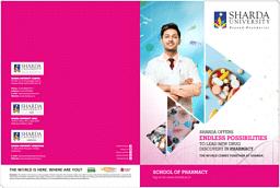 School of Pharmacy Brochure