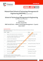 Engineering Admission Brochure