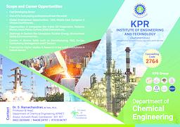 B.Tech. Chemical Engineering Brochure