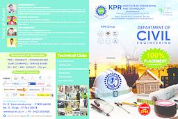 Civil Engineering Brochure