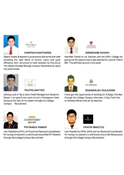 Placement Broucher (Hospitality & Tourism)