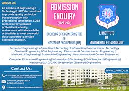 LJ Institute of Engineering & Technology
