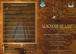 LJ School of Law