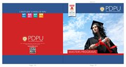 Masters Brochure May2020