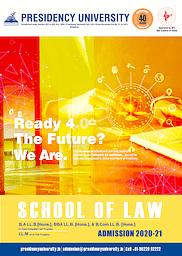 Presidency-University-Law_Brochure