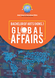 Bachelor of Arts [BA] {Hons.} (Global Affairs)