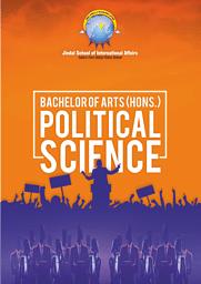 Bachelor of Arts [BA] {Hons.} (Political Science)