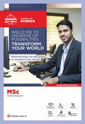 M.Sc Biotechnology Brochure