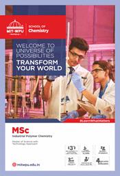 M.Sc Polymer Chemistry Brochure