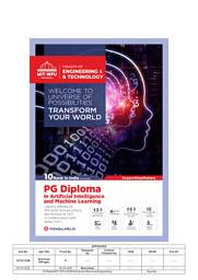 PG Diploma AI ML Brochure